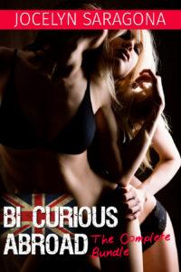 Book Cover: Bi Curious Abroad