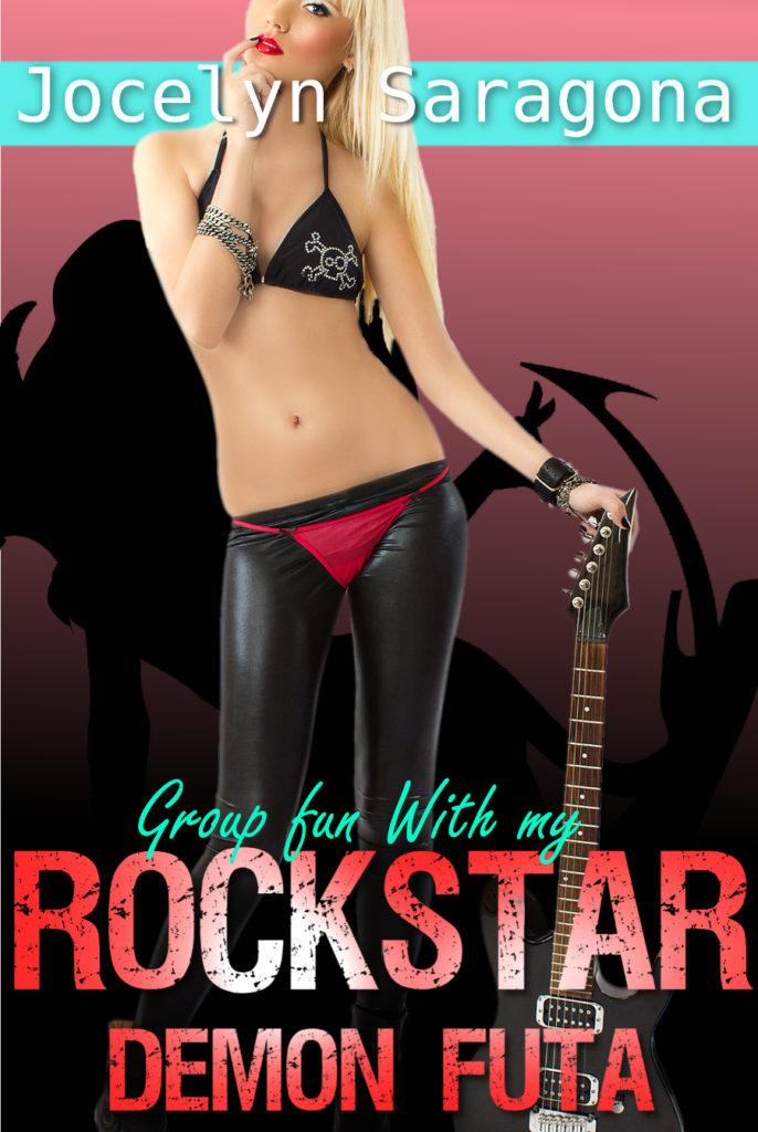 Book Cover: Group Fun with my Rockstar Futa
