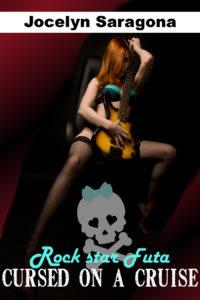 Book Cover: Rock Star Futa Cursed on a Cruise