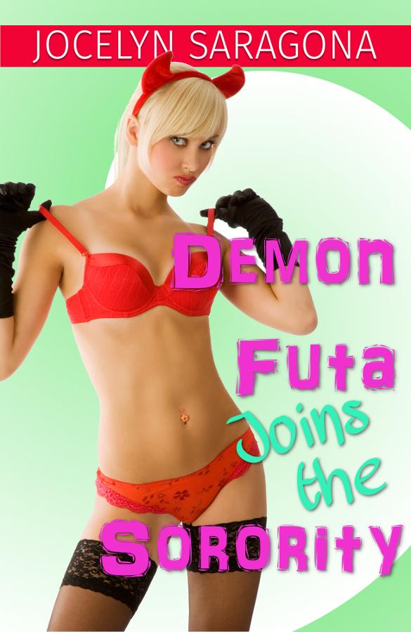 Book Cover: Demon Futa joins the Sorority