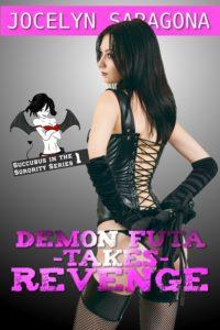 Book Cover: Demon Futa Takes Revenge