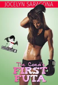 Book Cover: The Coed's First Futa