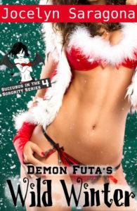Book Cover: Demon Futa's Wild Winter