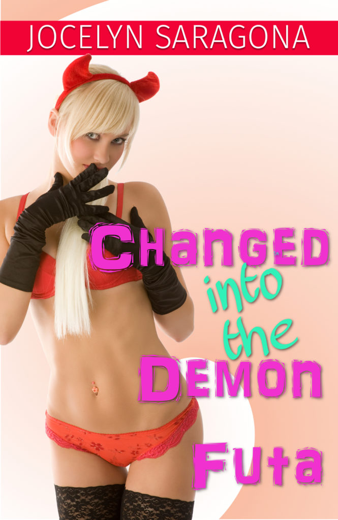 Book Cover: Changed Into the Demon Futa